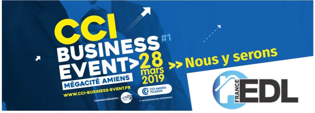 Présence au Salon CCI Business Event